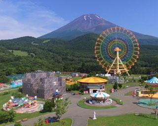 ファミリーにおすすめ!富士山2合目の遊園地「ぐりんぱ」の楽しみ方