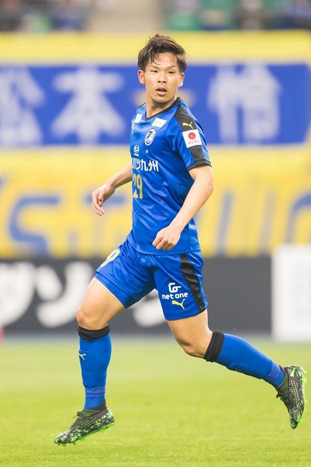 【写真を見る】大分トリニータのDF岩田智輝選手
