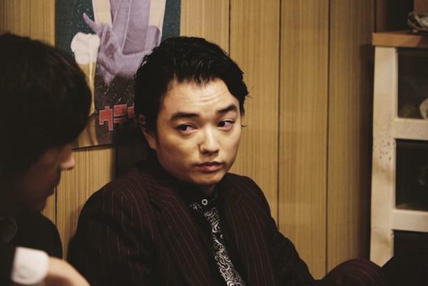 三池崇史監督初のラブストーリーで、ヤクザの策士・加瀬を演じた染谷将太