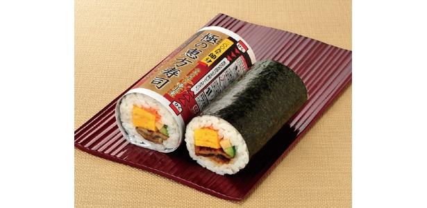 15万食限定(!)と聞くと食べたくなる「極の恵方寿司」(390円・税込)