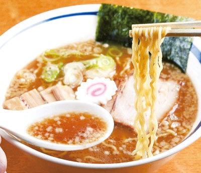 「麺屋 喜多楽」らぁ麺650円を330円に。〜1/18(日)昼夜各10杯