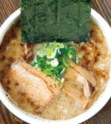 「柳麺 極つ庵」らーめん680円を340円に。〜1/16(金)平日昼夜各10杯