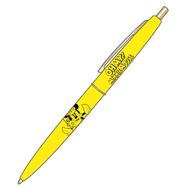 「BICボールペン(ミニーマウス)」(500円) ※画像はイメージ