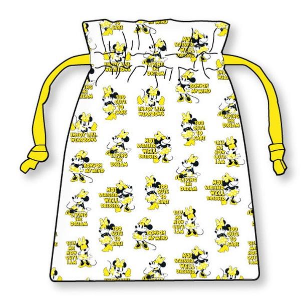「サテン巾着」(1200円) ※画像はイメージ