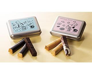 スヌーピーの缶入りチョコレートがホワイトデーにぴったり!帝国ホテル東京オリジナル