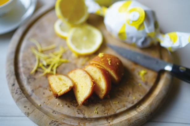 口の中でレモンの風味が弾ける「レモンケーキ」&「レモンクッキー」