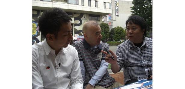 酒井敏也と我が家は烏山駅前通り商店街へ