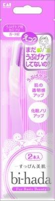 「bi-hada(ビハダ)」(希望小売価格)L型 2本入り 231円