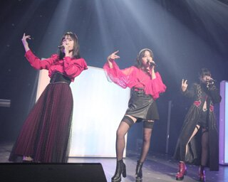 NMB48の期待の新ユニット「LAPIS ARCH」がバレンタインライブを開催!