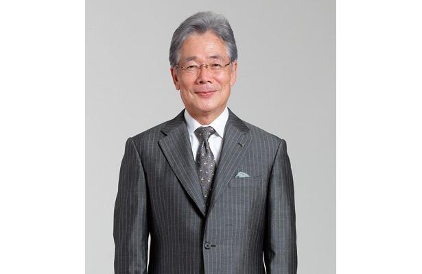 「INTERNATIONAL WORKSHOP FESTIVAL 2011[300 DOORS]記者会見」に出演する平松邦夫・大阪市長