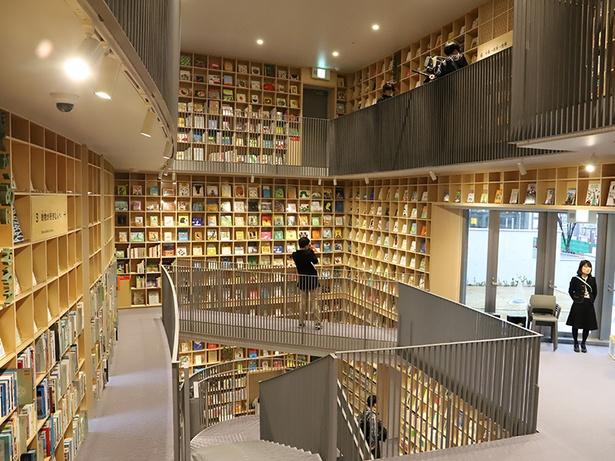 天王寺 図書館