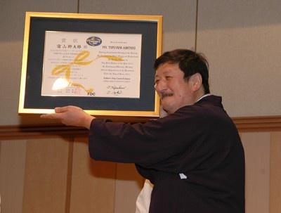 タカラトミーの代表取締役社長・富山幹太郎さん