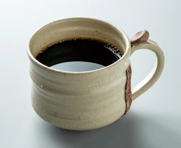 wood-style cafe / 「ブレンドコーヒー」(450円)