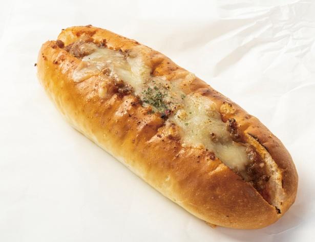 パンとヨガの店 temahima / 「ミートドッグ」(280円・税込)