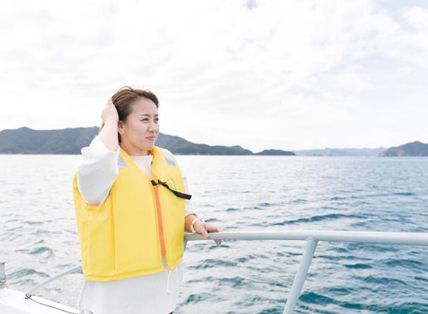 北浦臨海パーク 観光案内所 / 運がよければイルカに会えることも