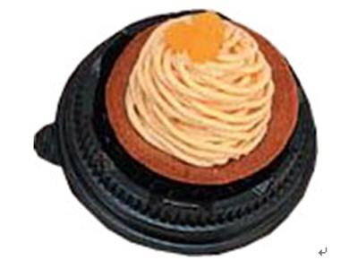 徳島県産鳴門金時芋を使った「鳴門金時芋のモンブランタルト」(250円・税込)