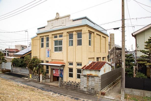 名古屋市の地域建造物資産に登録された建物は見ごたえも抜群 / 新元湯
