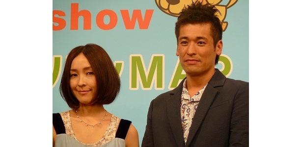 『ロック わんこの島』出演の麻生久美子、佐藤隆太