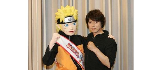 原作の大ファンである上川隆也&遊助の参戦で、今年の『劇場版NARUTO』も大いに盛り上がりそうだ