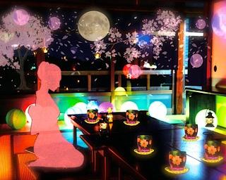 光の桜が舞い降りる一期一会花見の宴!奈良県の川原寺で「幻桜の夜」が開催予定