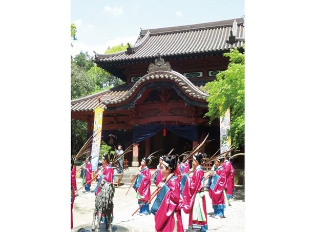 多久聖廟春季釈菜 / 孔子とその高弟をしのぶ行事