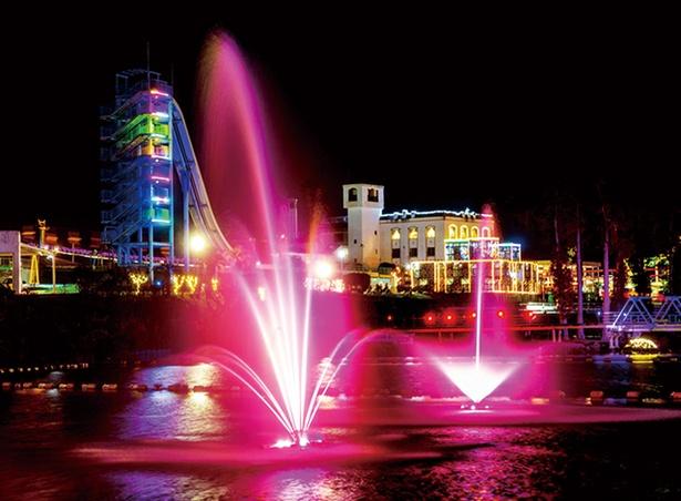 HANABIフェスティバル / 光と音の大噴水