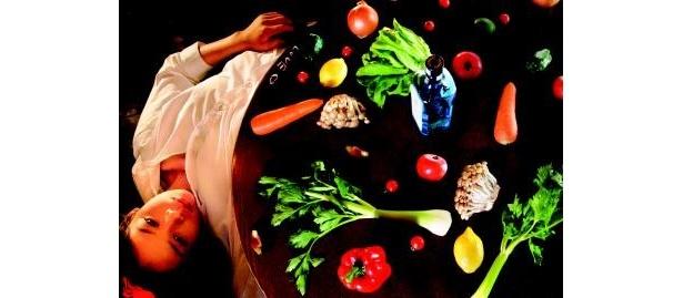 ブッダも体験した、食べることの苦しみが、ユーモラスに描かれる