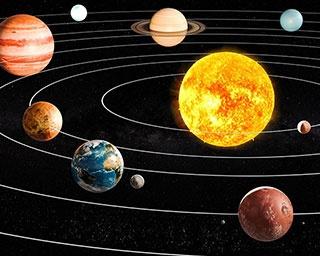 太陽系の中でいちばん密度が低い惑星は?【クイズ】