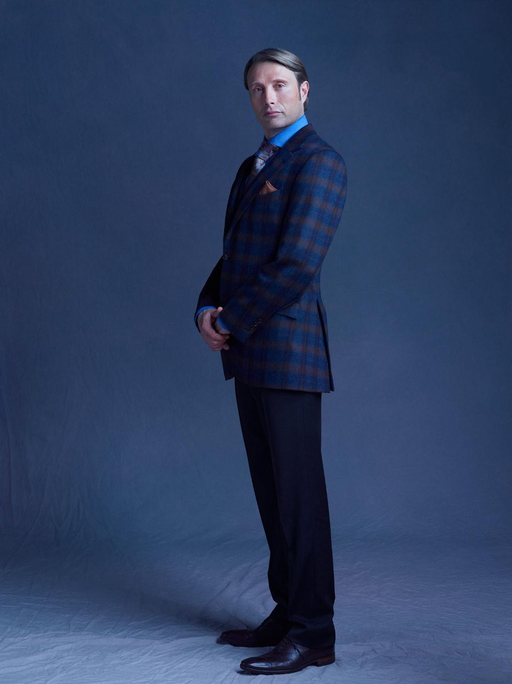 """ハンニバルを演じるのは、""""北欧の至宝""""と呼ばれるデンマーク人俳優のマッツ・ミケルセン"""