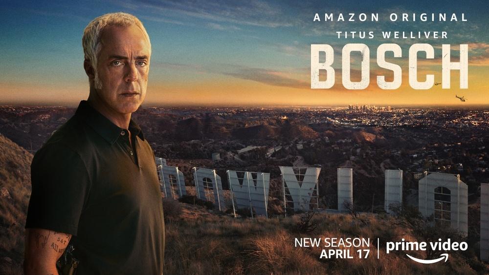人気犯罪ドラマ「BOSCH/ボッシュ」のシーズン6は4月17日(金)よりAmazon Prime Videoにて独占配信