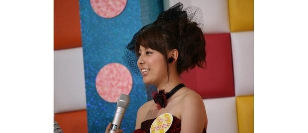 「テレビ朝日アスク賞」に選ばれた上智大学生・上村彩子さん