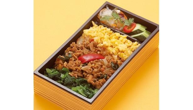 mango tree deli「東京軍鶏のタイそぼろごはん」(1400円)/グランスタ・グランスタダイニング