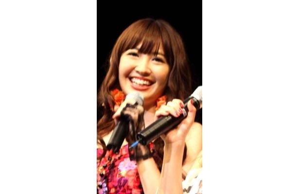「10年後もアイドルとして活躍している」という鑑定結果に小嶋は「ママドルになってるかも!」と話す