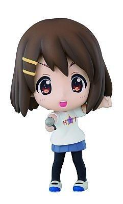 I賞きゅんキャラ「けいおん!!~またまた学園祭!ver.~」(全6種+シークレット1種) ※写真は平沢唯