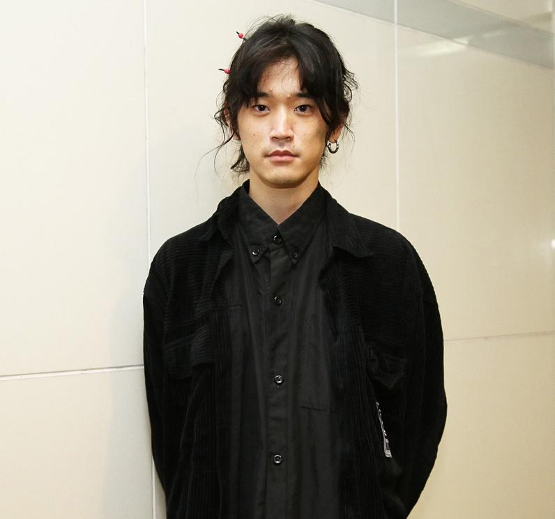 millennium paradeのCGクリエイションを担当するデジタルアーティストの神戸雄平