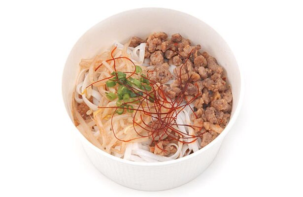 なんつッ亭 黒マー油辛味噌スープ(380円)は2/17(火)発売