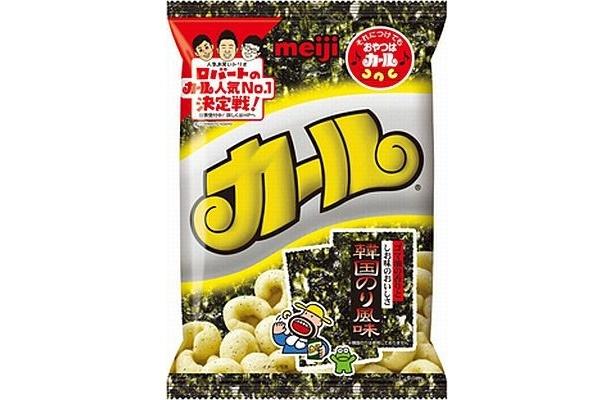 「カール 韓国のり風味」