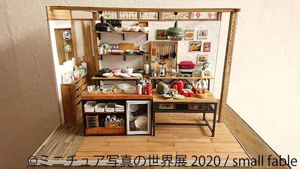 『ミニチュア写真の世界展』夏開催に向けて「お家でミニチュアを作ろう!」企画開催!