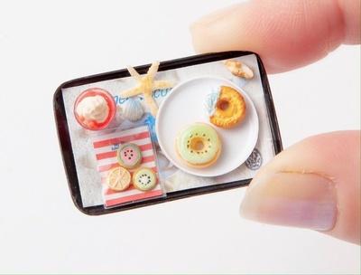 『りっこのおいしいミニチュア』掲載写真 (C)rikko