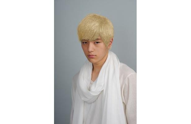 【写真】ジウ役で日本のドラマに初出演するINFINITE・L