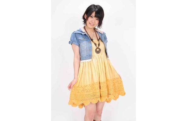 【写真】プロダクション・エース所属声優の合田彩。テレビアニメ「R-15」では主人公の芥川丈途(あくたがわたけと)役を演じる