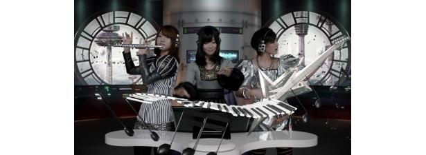 高城、指原、宮澤らは「Hyper Music篇」など3パターンのCM撮影に挑む