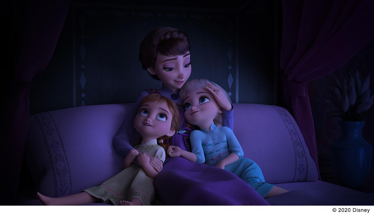 アナ と 雪 の 女王 2 レンタル