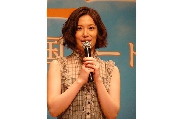 ミムラは妻役で心がけたことは「ケンカできる相手」