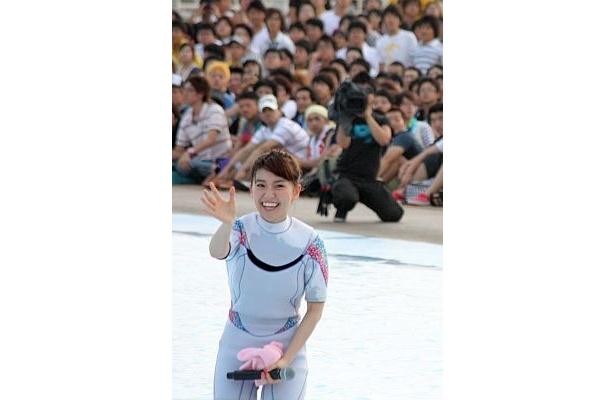 大島優子さん