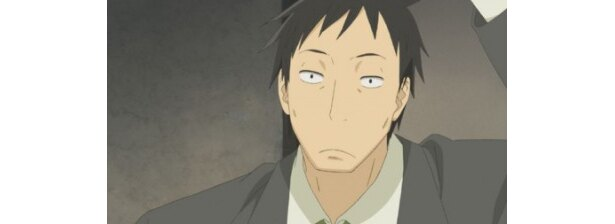 こちらは松山ケンイチが演じるキャラクター・河地大吉(アニメ版)