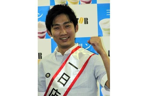 石田は「元カノと来てました…」と、ことし2月に破局していたことを明かす