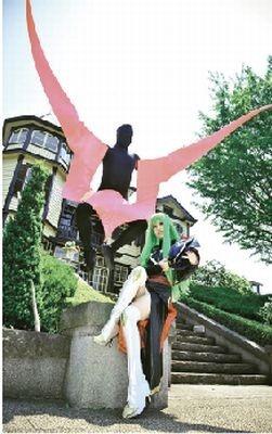 07年世界コスプレサミット準優勝の「スペシャルタクシーチーム」