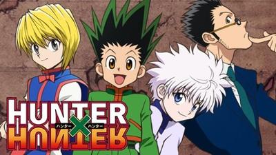 「HUNTER×HUNTER」はハンター試験編とゾルディック家編を配信