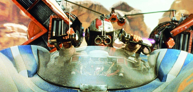 アナキンがポッドレースに出場した愛機